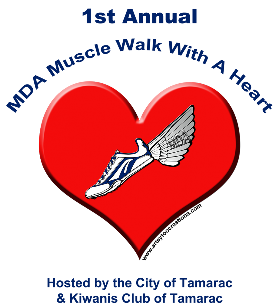 MDA Heartwalk