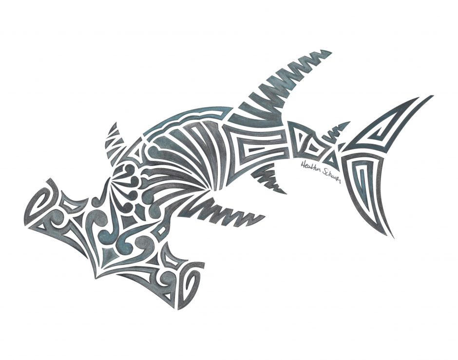Tribal Hammerhead